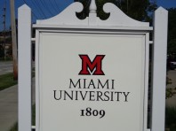 Miami University – Cook Field